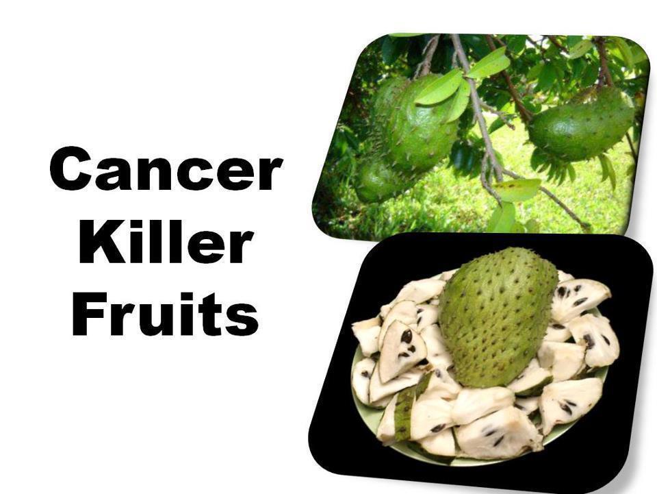Fruit cancerkiller