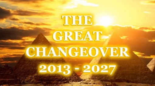 Pleiadian Prophecy The Great Changeover 2013 2027