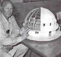 Alien Technology Given to Former Aviation Engineer in 1950s; Welcome to the Integratron 7a272-georgevantassel